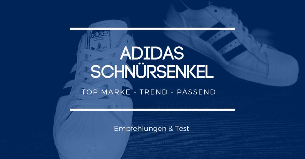 Schnürsenkel Adidas