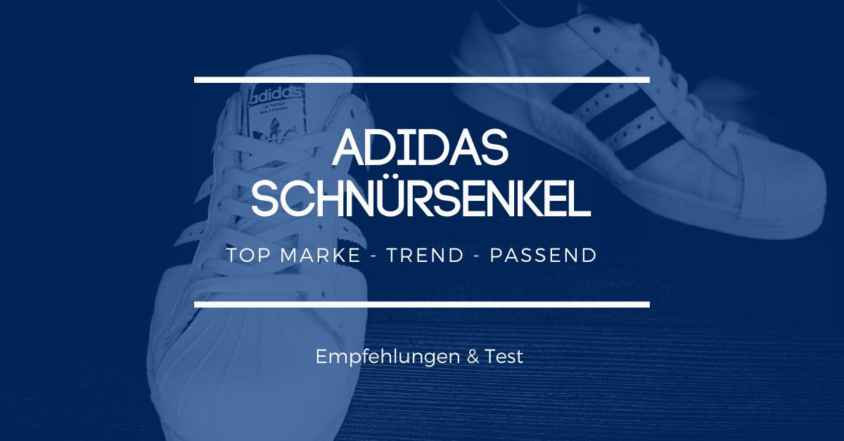 Adidas Schnürsenkel